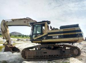 Excavator 345 BL, With Hammer Line   Heavy Equipment for sale in Kano State, Kano Municipal
