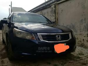 Honda Accord 2008 2.0 Comfort Black | Cars for sale in Abuja (FCT) State, Wuse 2