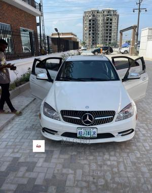 Mercedes-Benz C300 2009 White | Cars for sale in Lagos State, Lekki