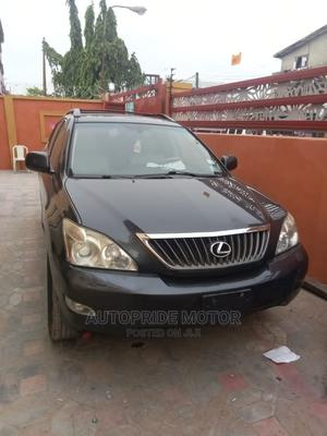 Lexus RX 2009 350 AWD Black   Cars for sale in Lagos State, Mushin