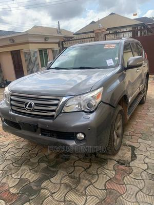 Lexus GX 2013 460 Premium Gray | Cars for sale in Lagos State, Isolo