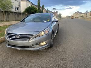 Hyundai Sonata 2015 Silver | Cars for sale in Abuja (FCT) State, Central Business District