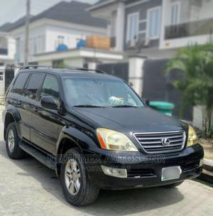 Lexus GX 2007 470 Black   Cars for sale in Anambra State, Onitsha