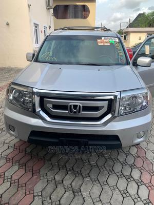 Honda Pilot 2010 Silver   Cars for sale in Lagos State, Amuwo-Odofin