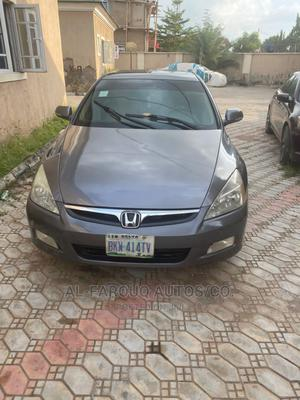 Honda Accord 2007 2.0 Comfort Automatic Gray | Cars for sale in Abuja (FCT) State, Gwagwalada