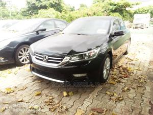 Honda Accord 2015 Black | Cars for sale in Lagos State, Ikeja