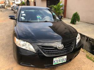 Toyota Camry 2008 2.4 LE Black | Cars for sale in Lagos State, Ikeja