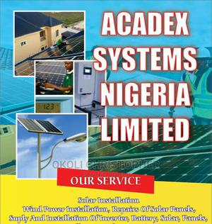 Solar Installation | Building & Trades Services for sale in Abuja (FCT) State, Nyanya