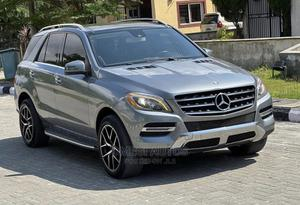 Mercedes-Benz M Class 2014 Gray | Cars for sale in Lagos State, Lekki