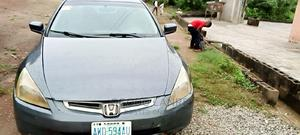 Honda Accord 2005 2.4 Type S Automatic Gray | Cars for sale in Ondo State, Akure
