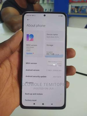 Xiaomi Redmi Note 10 Pro 128 GB Rose Gold | Mobile Phones for sale in Lagos State, Ojodu
