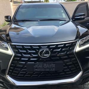 New Lexus LX 2021 Black   Cars for sale in Lagos State, Lekki
