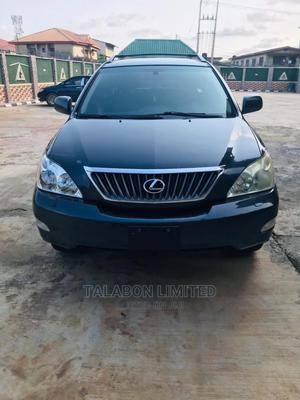 Lexus RX 2009 350 AWD Black   Cars for sale in Lagos State, Ipaja