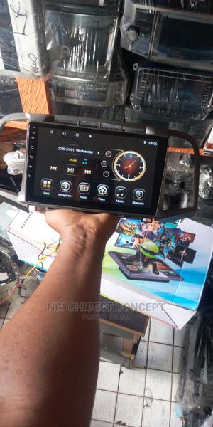 Toyota Venza Android GPS and Camera 2008 - 2014   Vehicle Parts & Accessories for sale in Lagos State, Ilupeju