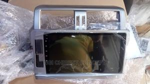 Toyota Landcruiser Parado Android GPS and Camera System 2014   Vehicle Parts & Accessories for sale in Lagos State, Ilupeju