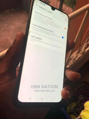 Samsung Galaxy A30 64 GB Blue | Mobile Phones for sale in Imo State, Owerri