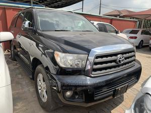 Toyota Sequoia 2011 Black   Cars for sale in Lagos State, Ikeja