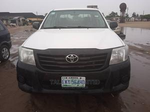Toyota Hilux 2010 2.0 VVT-i White | Cars for sale in Lagos State, Ipaja