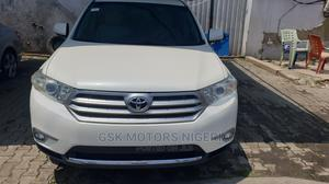 Toyota Highlander 2011 Limited White   Cars for sale in Lagos State, Lekki