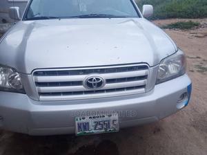 Toyota Highlander 2005 V6 Silver   Cars for sale in Abuja (FCT) State, Mabushi