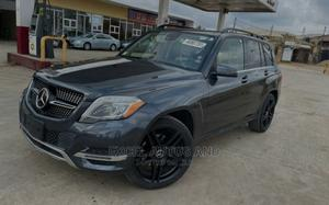 Mercedes-Benz GLK-Class 2013 Black | Cars for sale in Lagos State, Alimosho