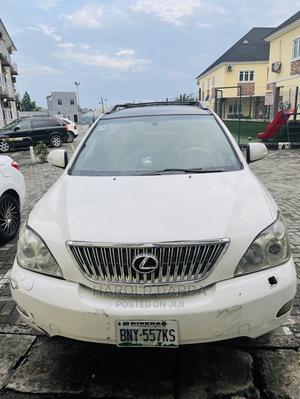 Lexus RX 2008 White | Cars for sale in Rivers State, Port-Harcourt