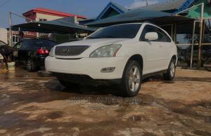 Lexus RX 2005 White | Cars for sale in Lagos State, Ikorodu