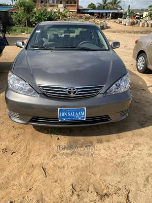 Toyota Camry 2006 Gray | Cars for sale in Lagos State, Ojo