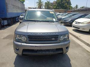 Land Rover Range Rover Sport 2011 HSE 4x4 (5.0L 8cyl 6A) Gray | Cars for sale in Lagos State, Amuwo-Odofin