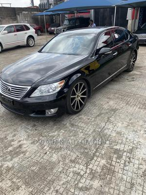 Lexus LS 2011 460 L Black | Cars for sale in Lagos State, Lekki