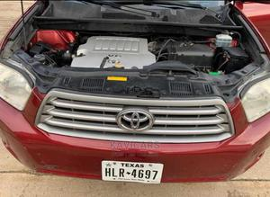 Toyota Highlander 2008 Hybrid Limited Red   Cars for sale in Lagos State, Apapa