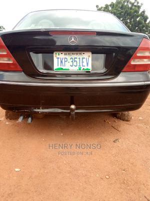 Mercedes-Benz C240 2003 Black | Cars for sale in Enugu State, Enugu