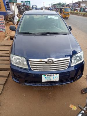 Toyota Corolla 2007 LE Blue | Cars for sale in Kwara State, Ilorin South