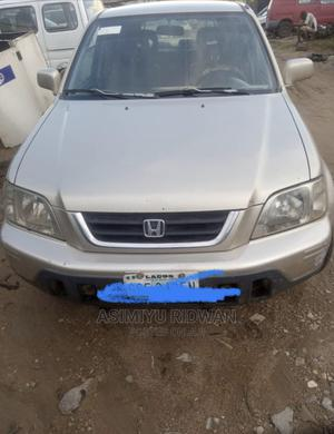 Honda CR-V 2001 2.0 Automatic Gold | Cars for sale in Oyo State, Ibadan