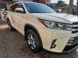 Toyota Highlander 2019 Limited Platinum White   Cars for sale in Lagos State, Lekki