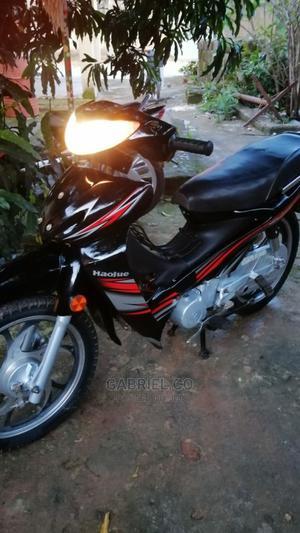 Haojue DF150 HJ150-12 2016 Black | Motorcycles & Scooters for sale in Oyo State, Ibadan
