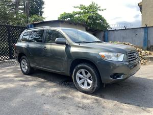 Toyota Highlander 2008 4x4 Green   Cars for sale in Lagos State, Ikeja