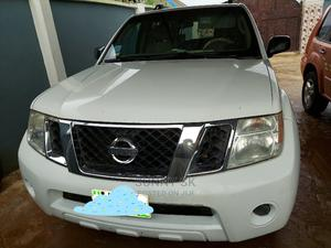 Nissan Pathfinder 2008 4.0 White | Cars for sale in Ogun State, Ifo