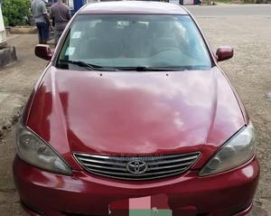 Toyota Camry 2006 Red | Cars for sale in Lagos State, Ojodu