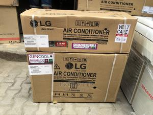 LG 1hp Dual Inverter Split Unit Air Conditioner | Home Appliances for sale in Lagos State, Ajah