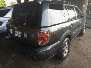 Honda Pilot 2006 EX 4x4 (3.5L 6cyl 5A) Gray | Cars for sale in Lagos State, Apapa