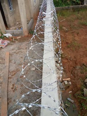 Razor Wire for Perimeter Security Fencing | Building & Trades Services for sale in Oyo State, Ibadan