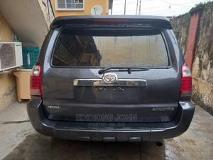 Toyota 4-Runner 2006 Limited 4x4 V6 Gray | Cars for sale in Lagos State, Surulere