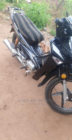 Jincheng Bike 2019 Black | Motorcycles & Scooters for sale in Ogun State, Ijebu Ode