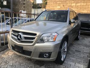 Mercedes-Benz GLK-Class 2011 350 4MATIC Gold   Cars for sale in Abuja (FCT) State, Garki 2