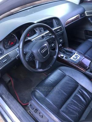Audi A8 2019 L 60 AWD Quattro LWB Gray   Cars for sale in Abuja (FCT) State, Karu