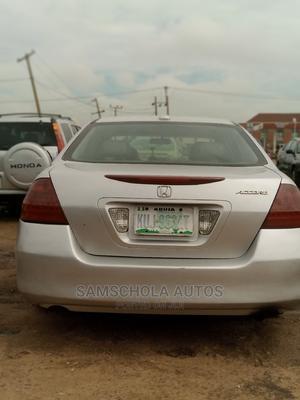Honda Accord 2006 Silver | Cars for sale in Abuja (FCT) State, Karu