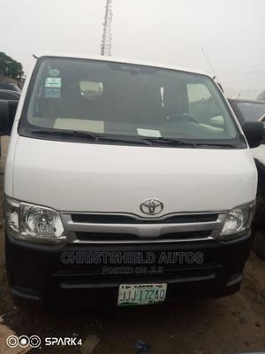 Toyota HiAce 2012 White | Cars for sale in Lagos State, Victoria Island