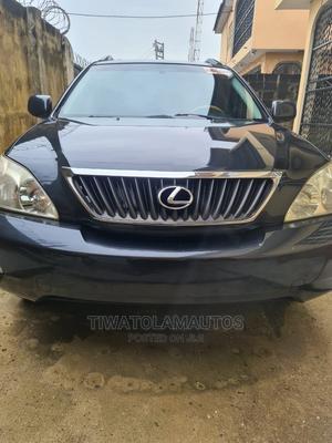 Lexus RX 2009 350 4x4 Black | Cars for sale in Lagos State, Ikorodu