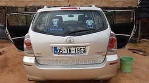 Toyota Corolla Verso 2005 1.6 Silver   Cars for sale in Edo State, Benin City